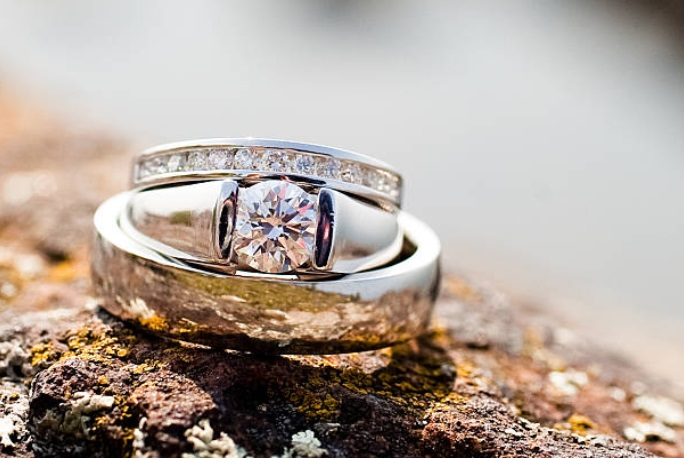 wedding rings diamond bands - Tiffany 蒂芙尼评论